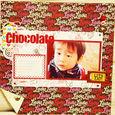 「chocolate」2009.1.20